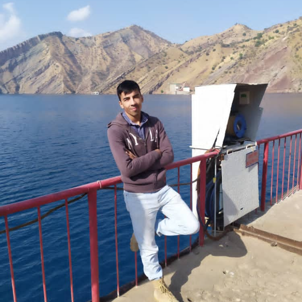 Ozarmehr Izatullo, Hydro Power, Electrical and Tendering Engineer in the Mountains